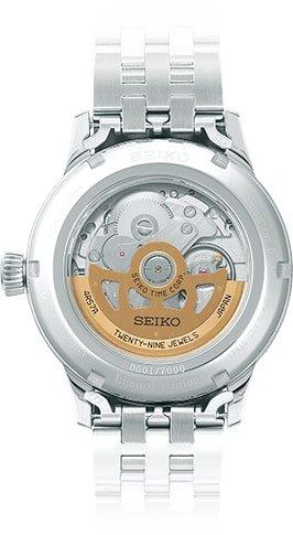 Niezawodna technologia w zegarkach Seiko Presage
