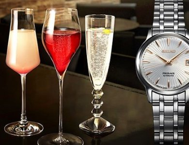 Damskie zegarki Seiko Presage - zegarmistrzowskie dzieła sztuki