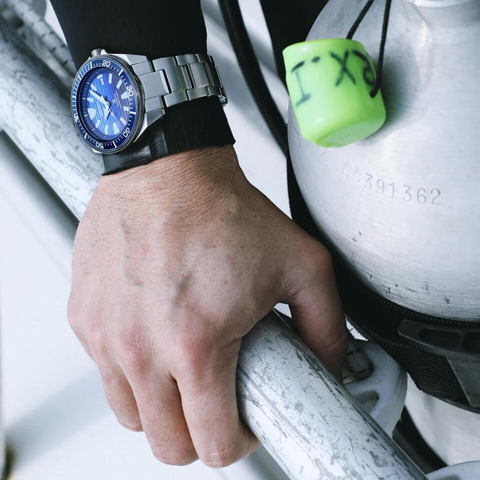 Zegarki do nurkowania Seiko Prospex
