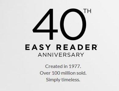 Seria Timex Easy Reader obchodzi 40 urodziny