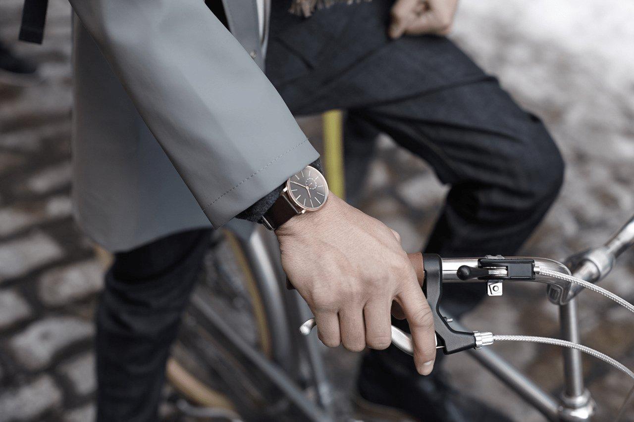 Nowoczesny zegarek Skagen