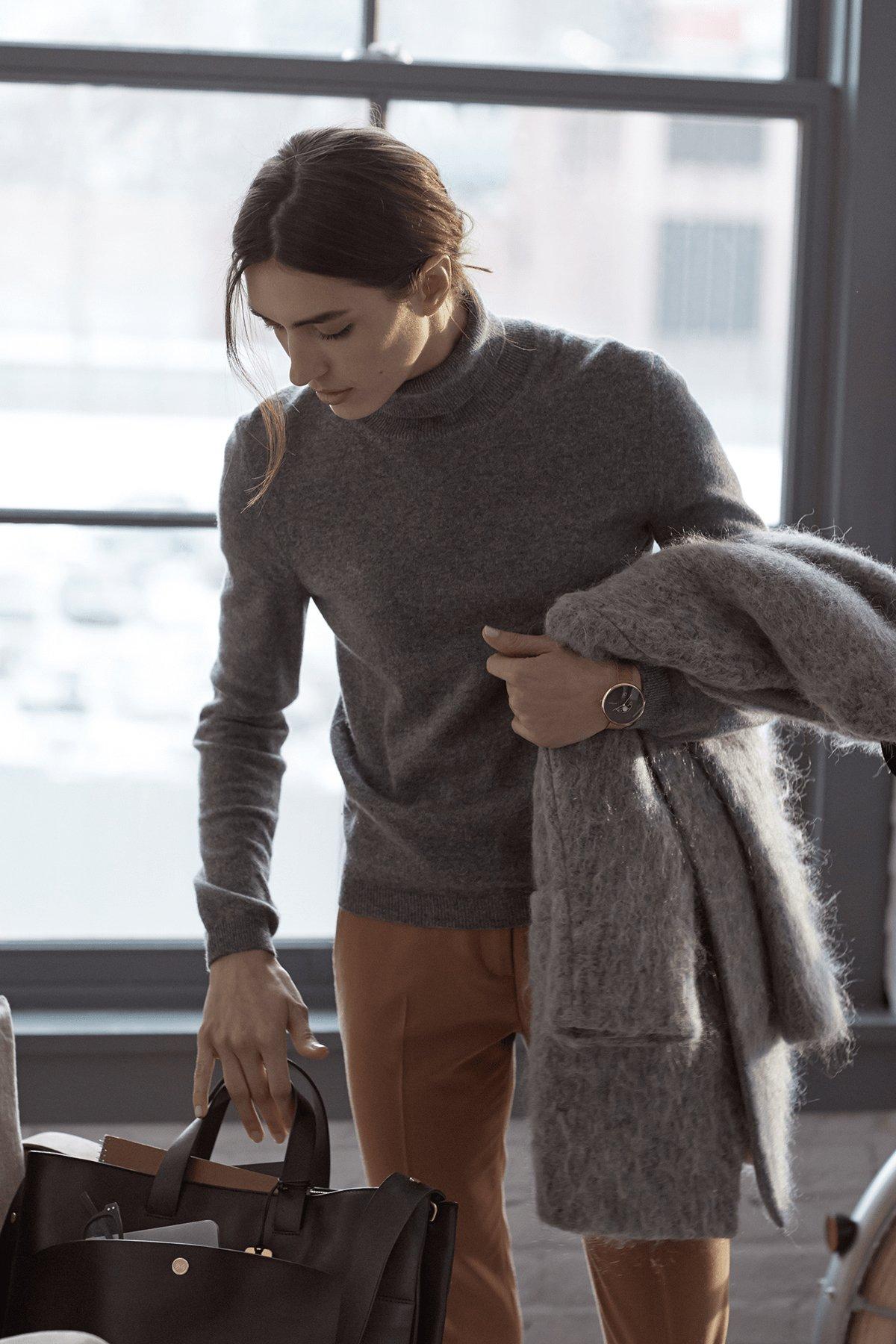 Piękne zegarki Skagen