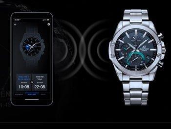 aplikacja casio watch