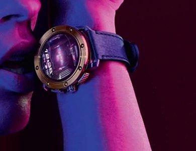 Smartwatch Diesel – futurystyczny design i zaskakujące funkcje