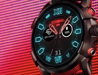 Diesel smartwatch - nowa generacja dotykowych ekranów