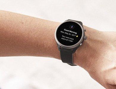 Smartwatch sportowy Fossil Q