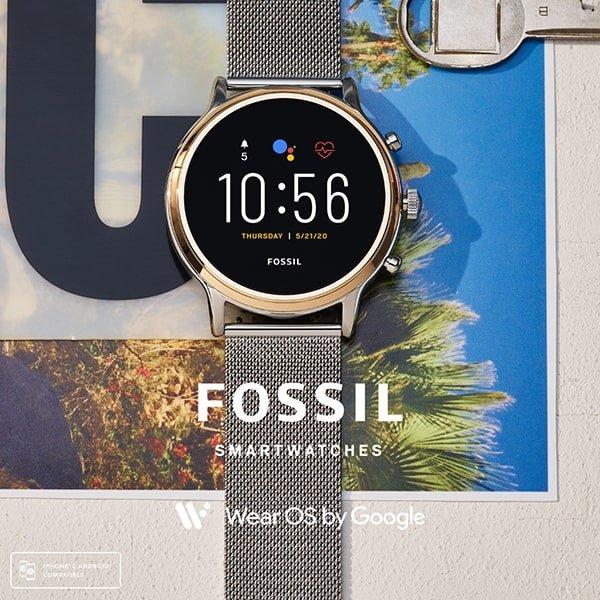 Funkcjonalny zegarek Fossil Q