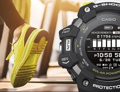 Pierwszy smartwatch od G-SHOCK! Premiera: G-SQUAD GBD-H1000