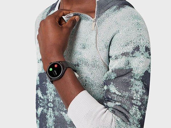Smartwatch męski to nowoczesny dodatek o wielu możliwościach