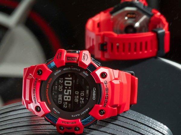 Pierwszy absolutnie wytrzymały smartwatch – G-SHOCK GBD-H1000
