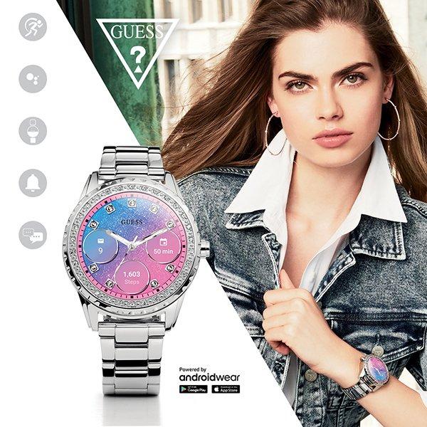 Damski zegarek Guess Connect