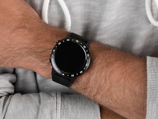 Smartwatch męski sportowy
