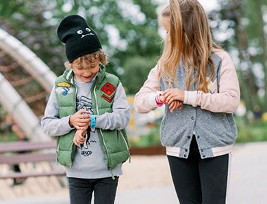 Pierwszy zegarek dla dziecka – kiedy kupić pierwszy zegarek dziecięcy?