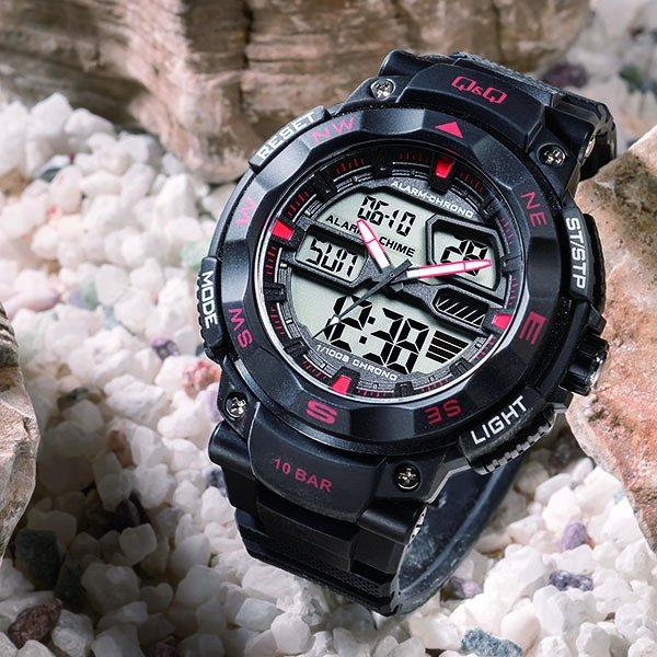 Stylowy zegarek QQ.