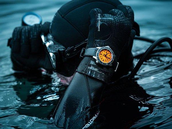 Profesjonalne zegarki do nurkowania marki Traser