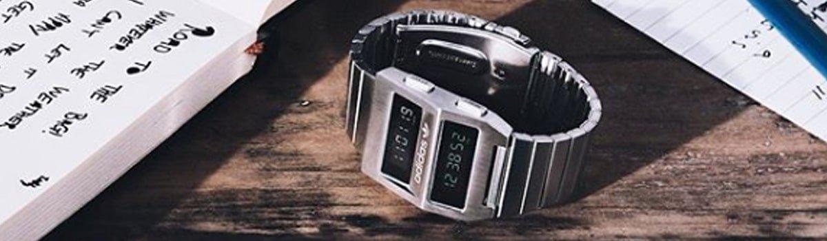 zegarki adidas na bransolecie