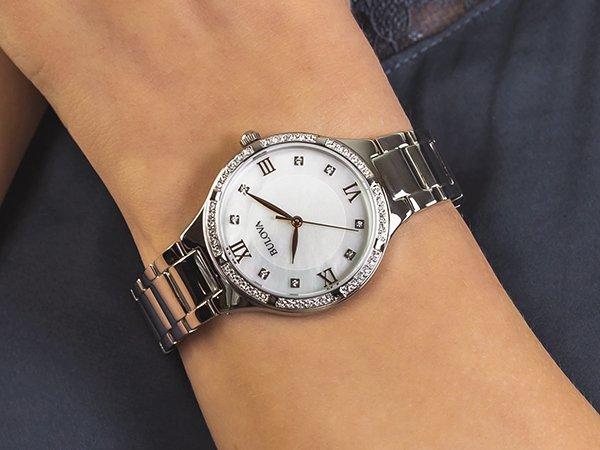 Diamenty w zegarkach Bulova Diamond
