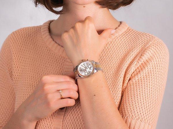 Modny zegarek Michael Kors Lexington idealny dla każdej miłośniczki mody