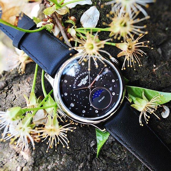 Damski zegarek Sturmanskie prosto z kosmosu