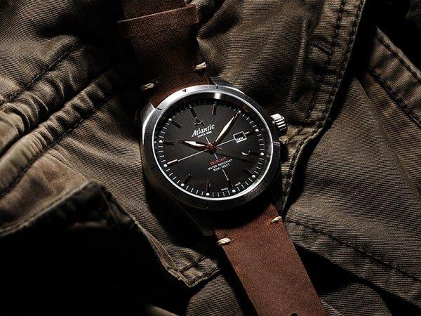 Szwajcarska doskonałość w zegarkach Atlantic