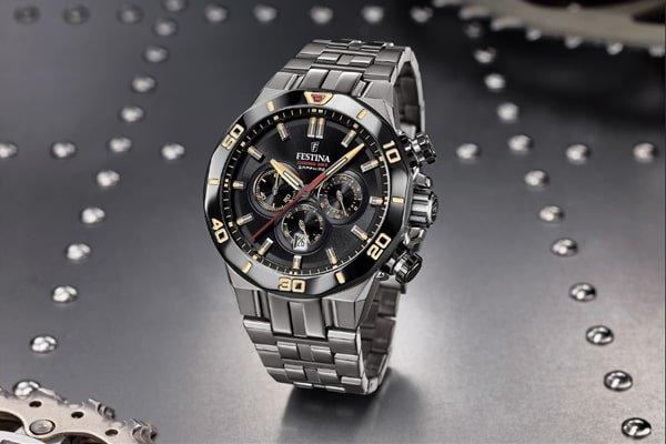 Dla kogo zegarki Festina z chronografem?