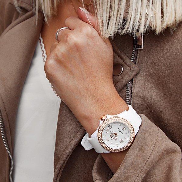 Stylowy zegarek Ice Watch.