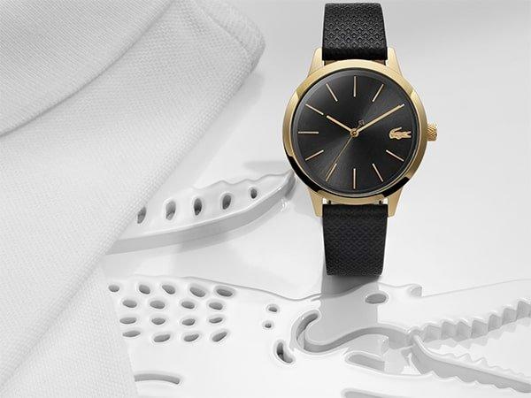 Komfortowe i eleganckie zegarki damskie Lacoste