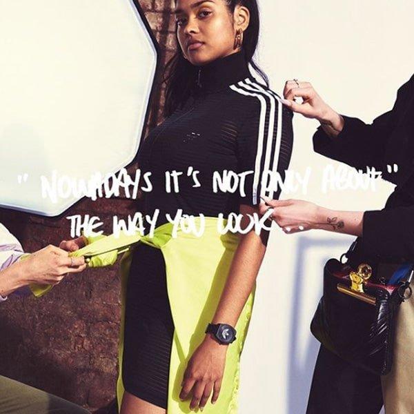 Idealny zegarek Adidas na pasku dla każdego.