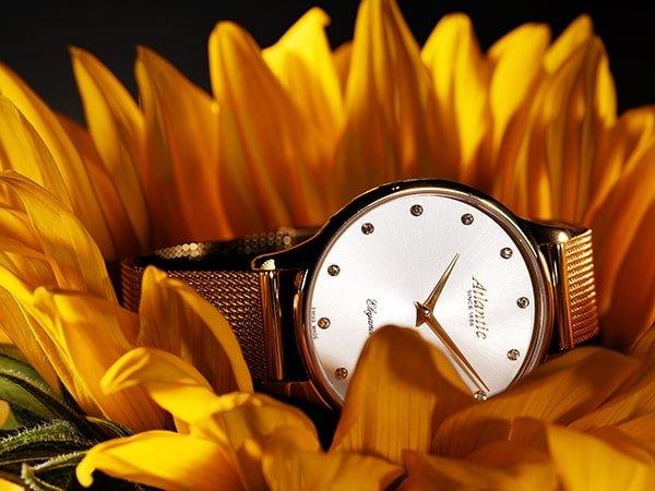 Wysoka jakośc oraz unikalny design w szwajcarskich zegarkach Atlantic.
