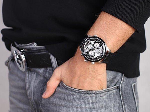 Szwajcarska niezawodność zegarków Bisset