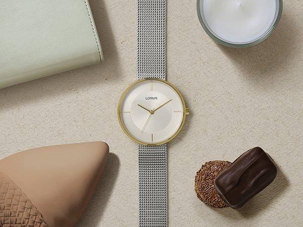 Szykowne piękny damskich zegarków Lorus