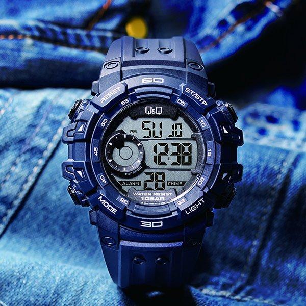 Sportowy zegarek QQ.