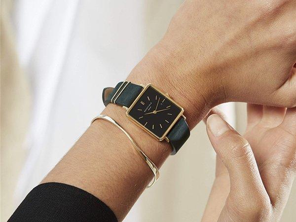 Zegarki Rosefield dla gustownych pań.