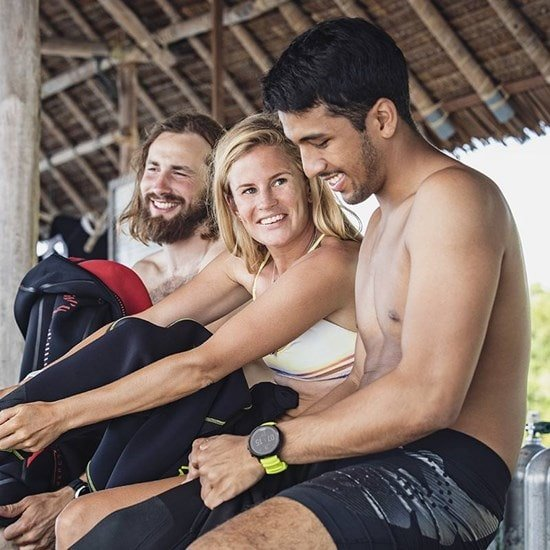 zegarek sportowy do pływania