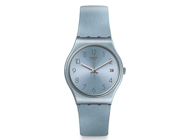 Zegarki antyalergiczne z tworzywa sztucznego