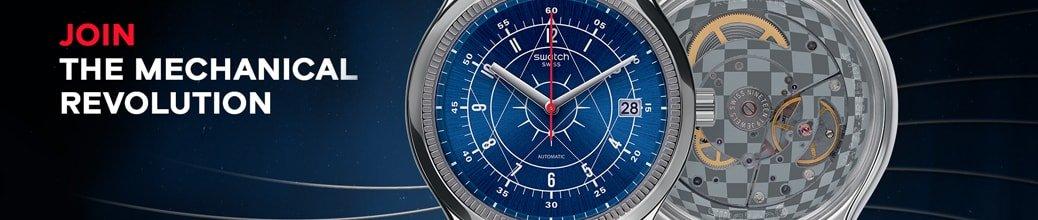 Zegarki Swatch Irony Sistem51