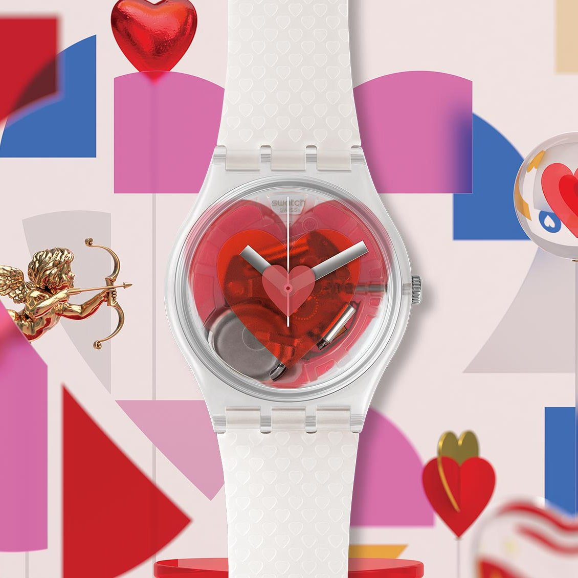 Triple Love czyli walentynkowa propozycja od marki Swatch