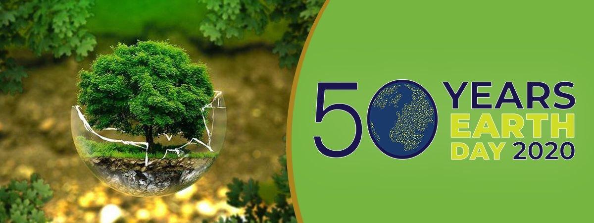 Światowy Dzień Ziemi 2020 w ZEGAREK.NET