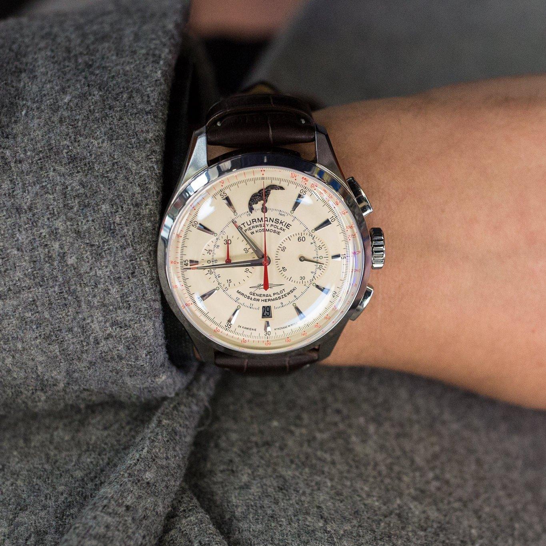 Tarcza zegarka Sturmanskie