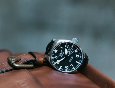 Szwajcarskie zegarki Aviator o rosyjskich korzeniach
