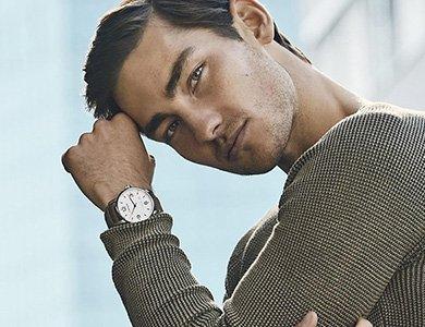 Wenger Urban Metropolitan Automatic inspirowany stylem vintage zegarek z mechanicznym sercem