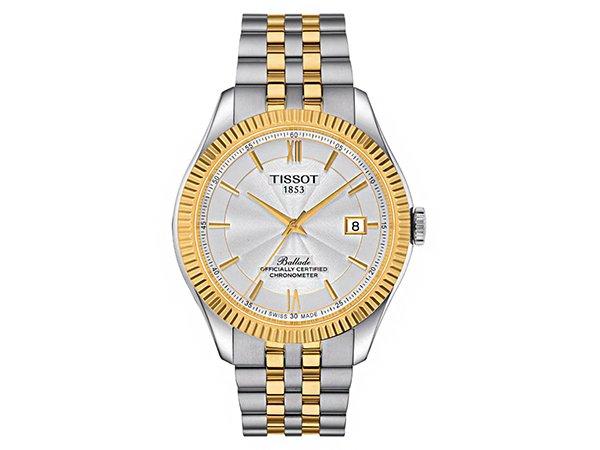 Zegarki Tissot Ballade do pracy i na rocznicę ślubu