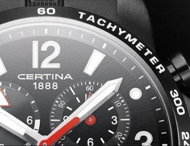 Tachometr w zegarku