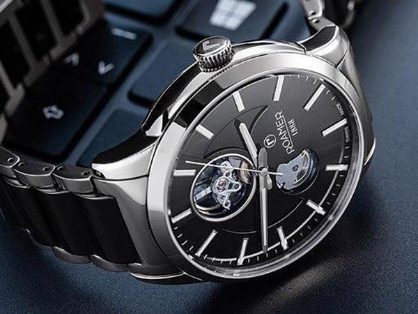 Zegarki C-Line Romer - wysublimowany styl i funkcjonalność