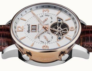 Wyjątkowy męski zegarek od marki Ingersoll