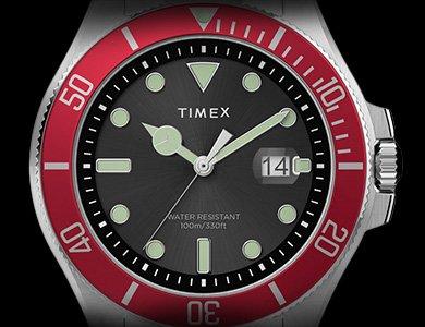 Nowe zegarki Timex Harborside – modowe divery w jeszcze lepszym wydaniu