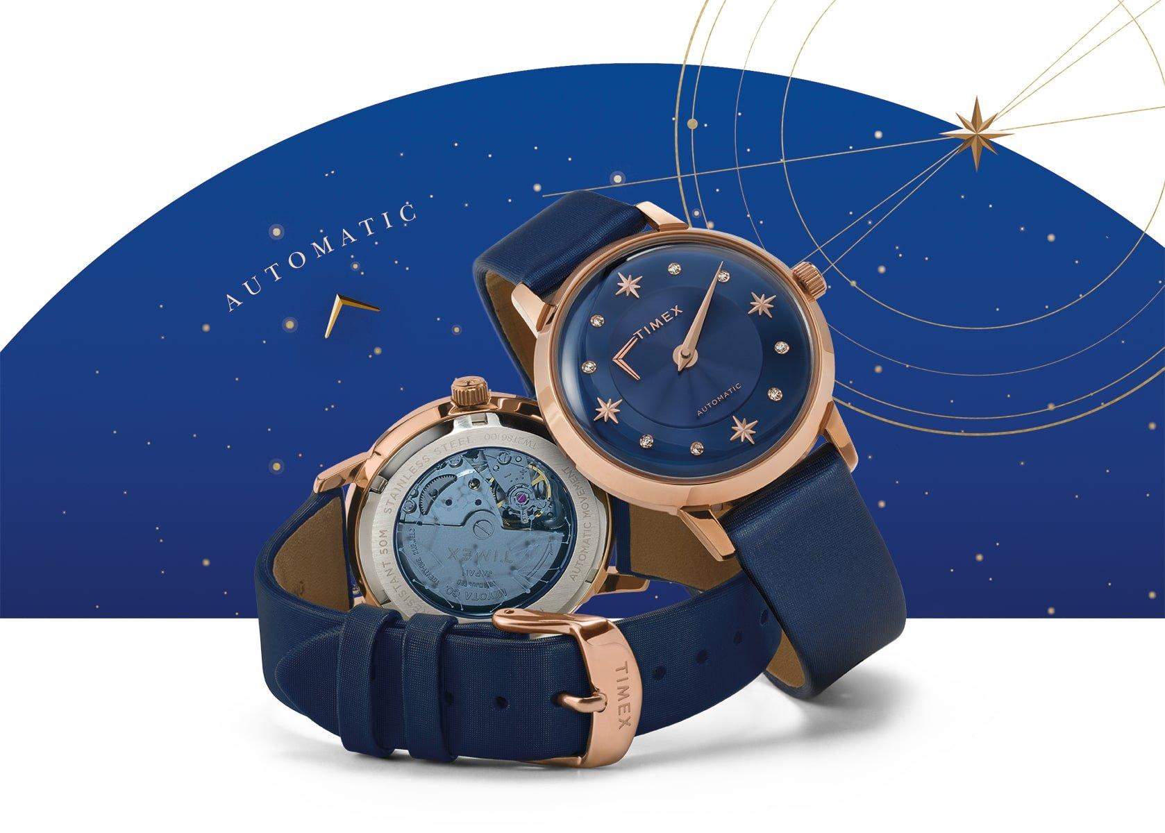 Zegarek Timex inspirowany gwiazdami