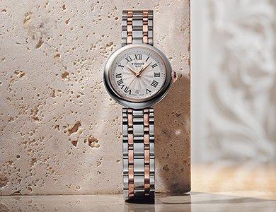 Ponadczasowe piękno zegarków Tissot Bellissima!