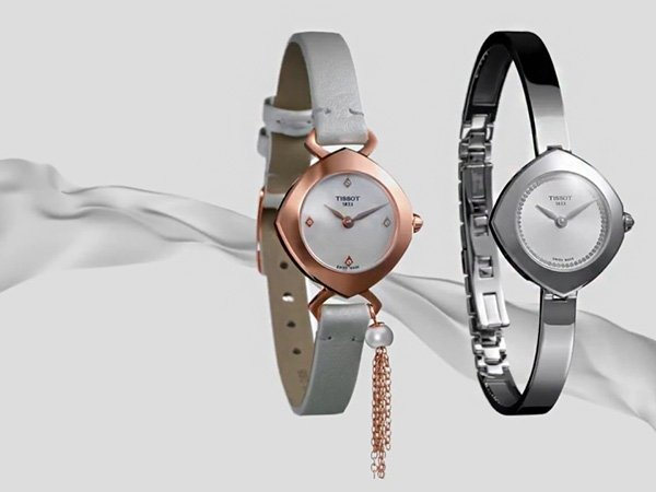 Femini - T Diamonds zegarki w roli biżuterii
