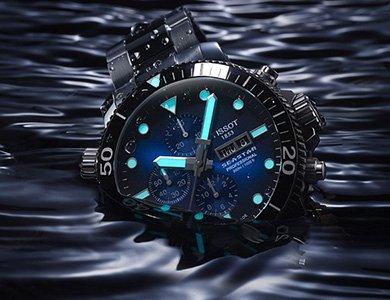 Tissot Seastar 1000 Professional - doskonałość w morskich głębinach